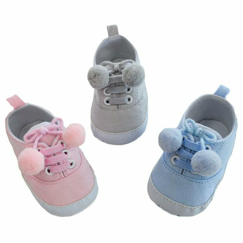 schoenen met pompommetjes