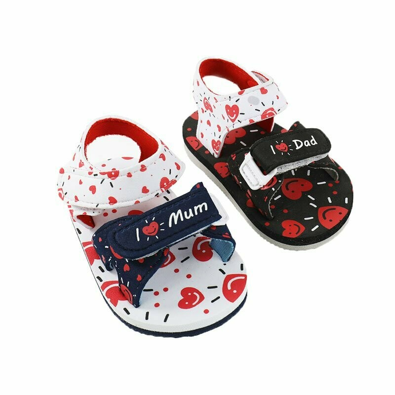 Sandalen I Love Mummy/daddy