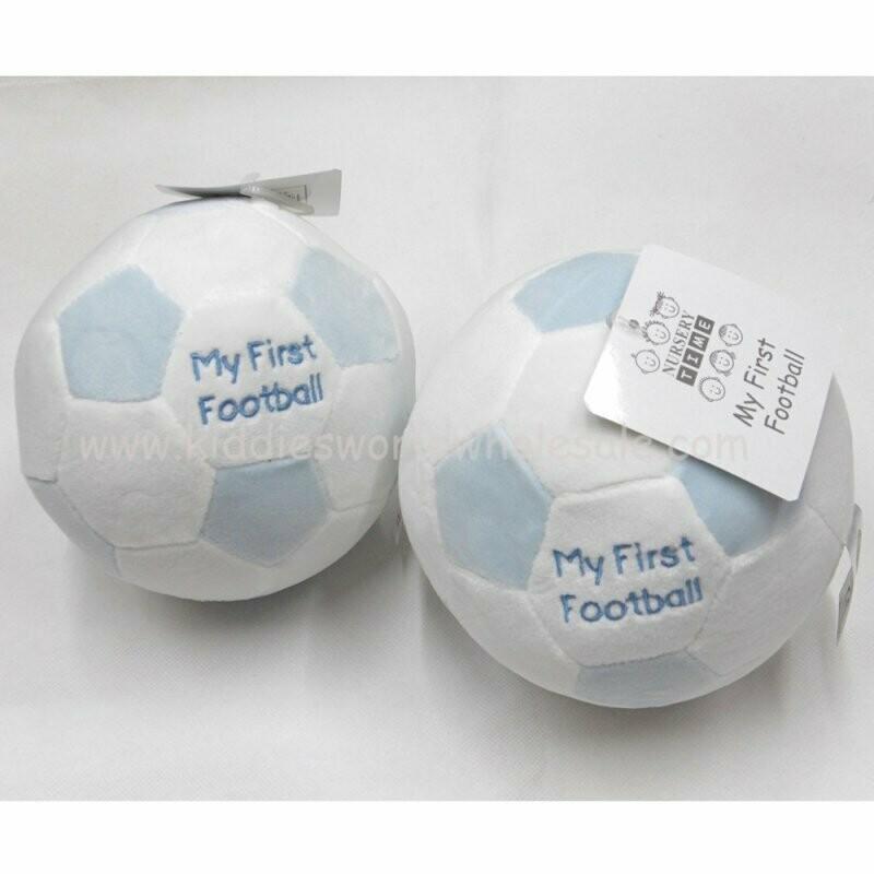 Mijn eerste voetbal (zacht)