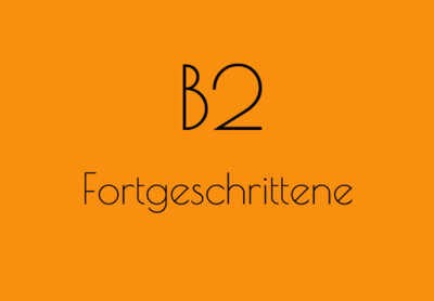 B2 | 16:30 - Donnerstag