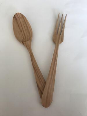 Petite Salad Spoons