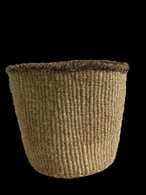 Beige Planter Basket