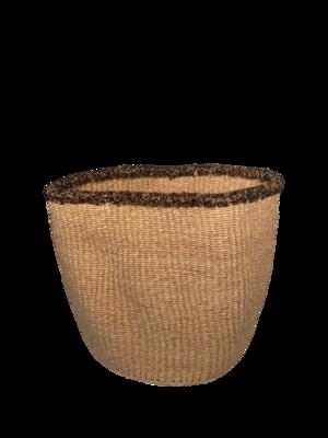 Gold Planter Basket