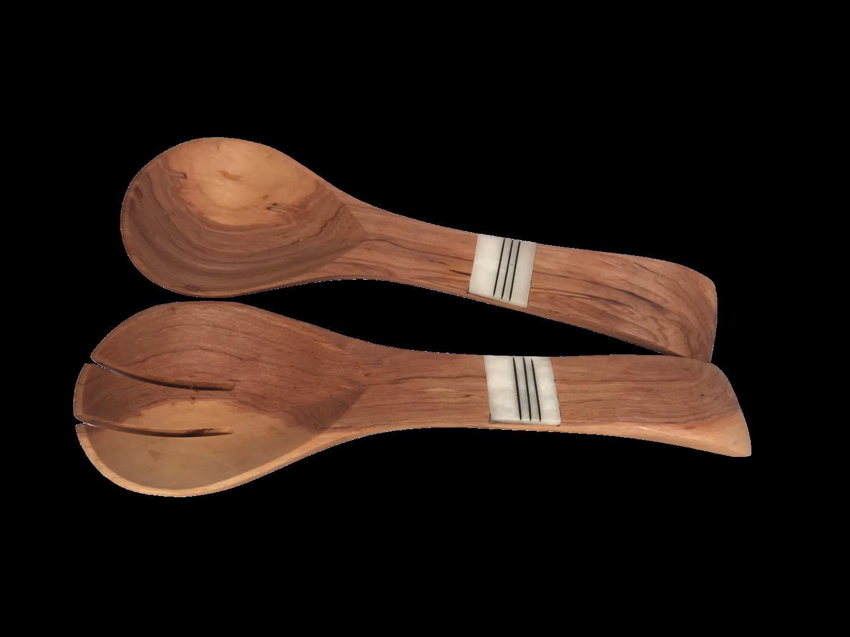 Short Salad Spoons