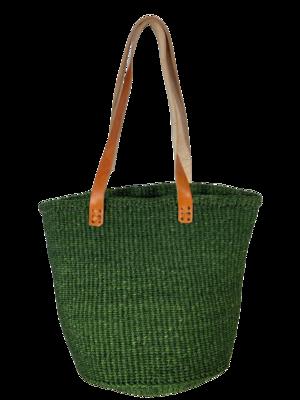 Dark Green Basket
