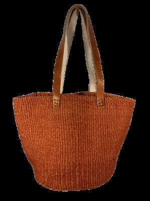 Dark Orange Basket