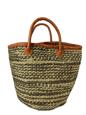 Varied Checkered Basket
