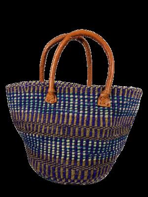 Grid Tote Basket