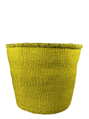 Yellow Planter Basket