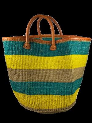Striped Basket