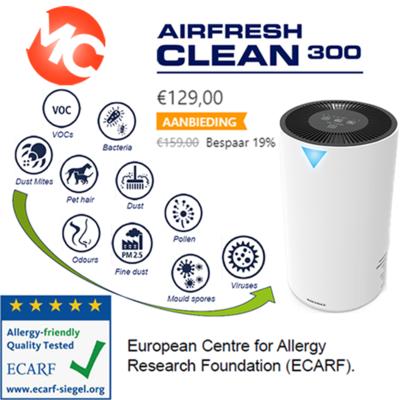 Soehnle Luchtreiniger airfresh clean 300