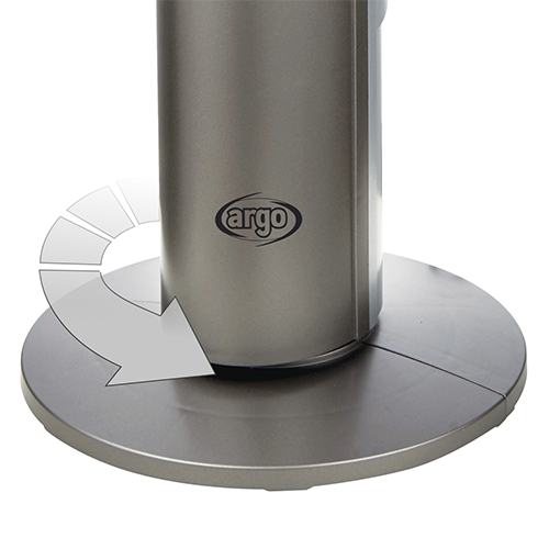Argo Aspire Tower ventilator