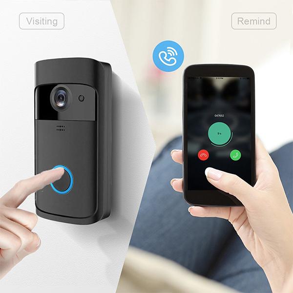 Premium Video Draadloze Smart Deurbel