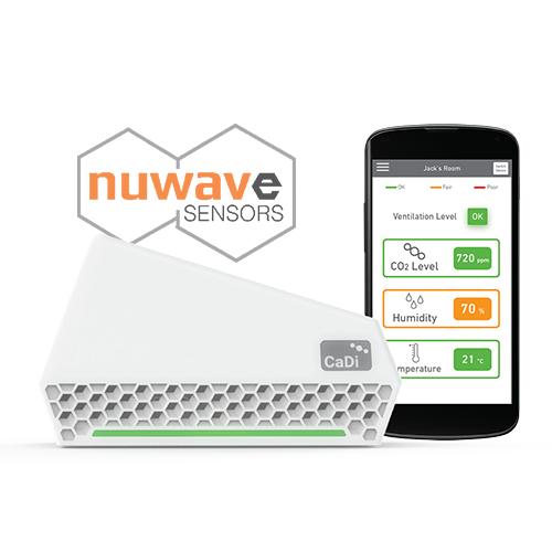 NuWave Cadi Co2 monitor