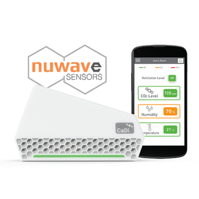 NuWave Cadi Co2 monitor