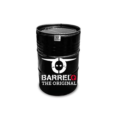 BarrelQ Big Zwart