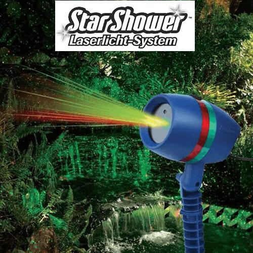 Star Shower Motion + Afstandsbediening