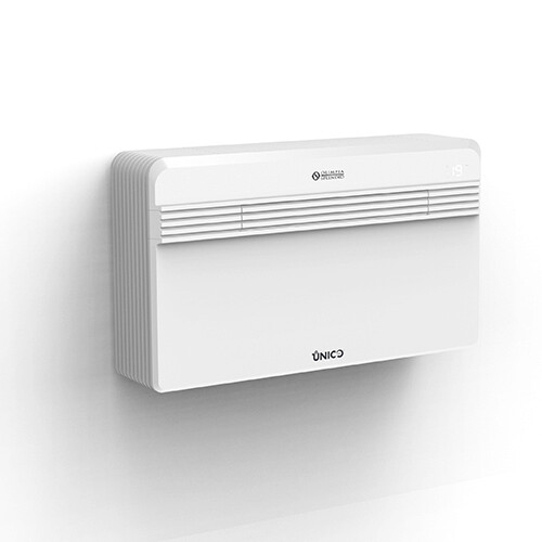 Unico Pro 35 HP EVA Airco en verwarming