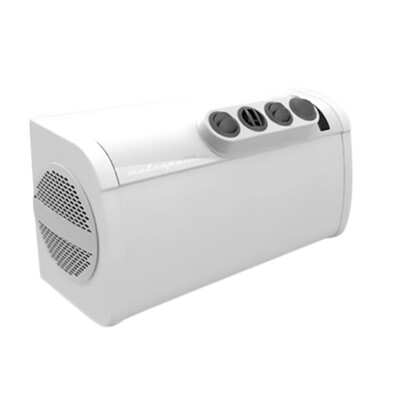 Fintek Metropolis 10 HP Airco + verwarming