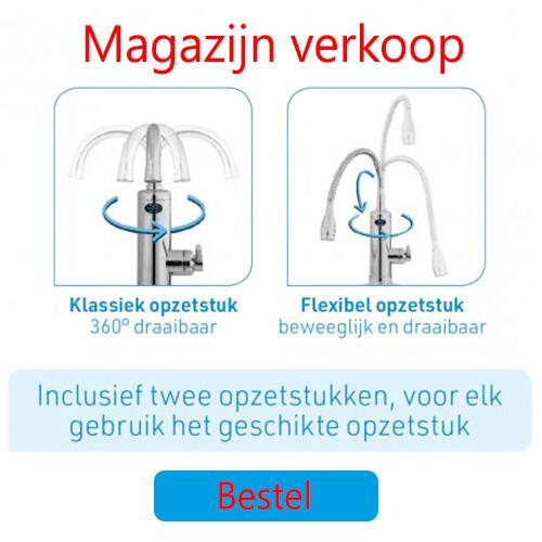 Aquadon Smartheater warmwaterkraan