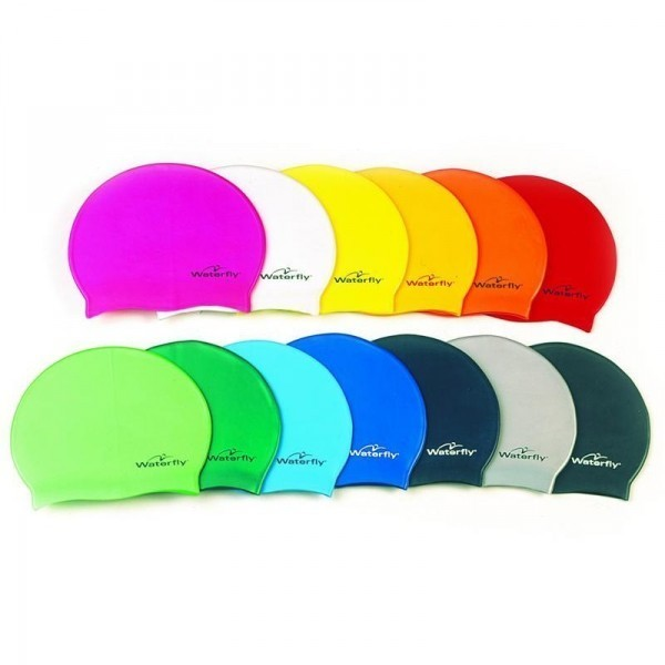 Zwemcap Sillicone in diverse kleuren