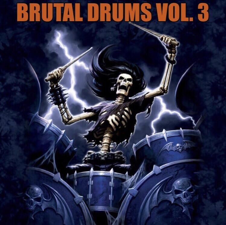 Brutal Drums 3
