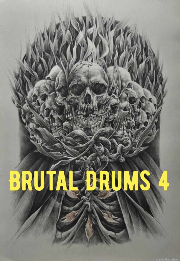 Brutal Drums 4