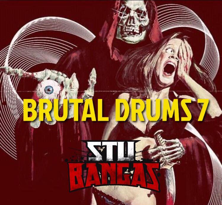 BRUTAL DRUMS 7