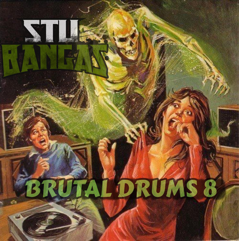 BRUTAL DRUMS 8
