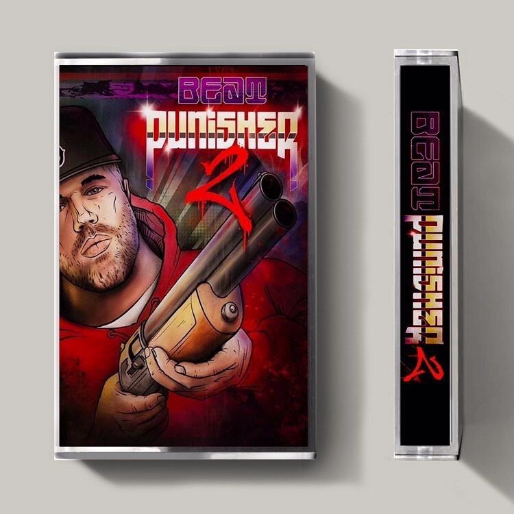 """Stu Bangas """"Beat Punisher 2"""" Cassette"""