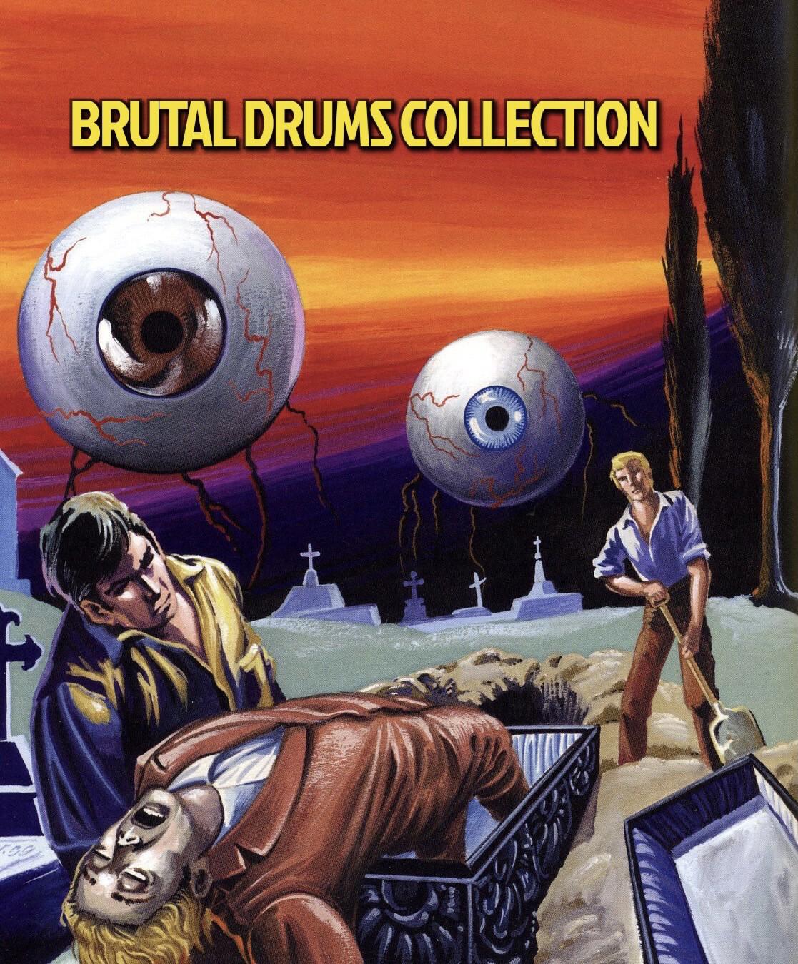 Brutal Drums Collection Bundle (Volume 1-8)