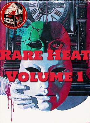"Brutal Crates ""Rare Heat"" Volume 1 Sample Pack"