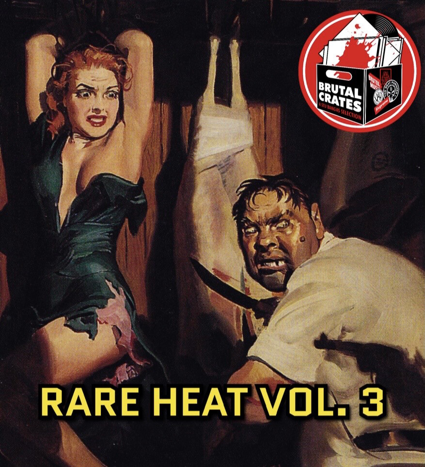 "Brutal Crates ""Rare Heat"" Volume 3 Sample Pack"