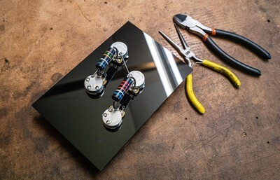 LP Junior Wiring Harness