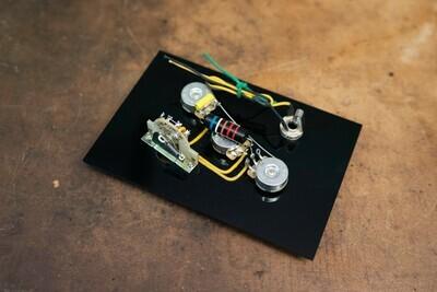 Strat Wiring Harness