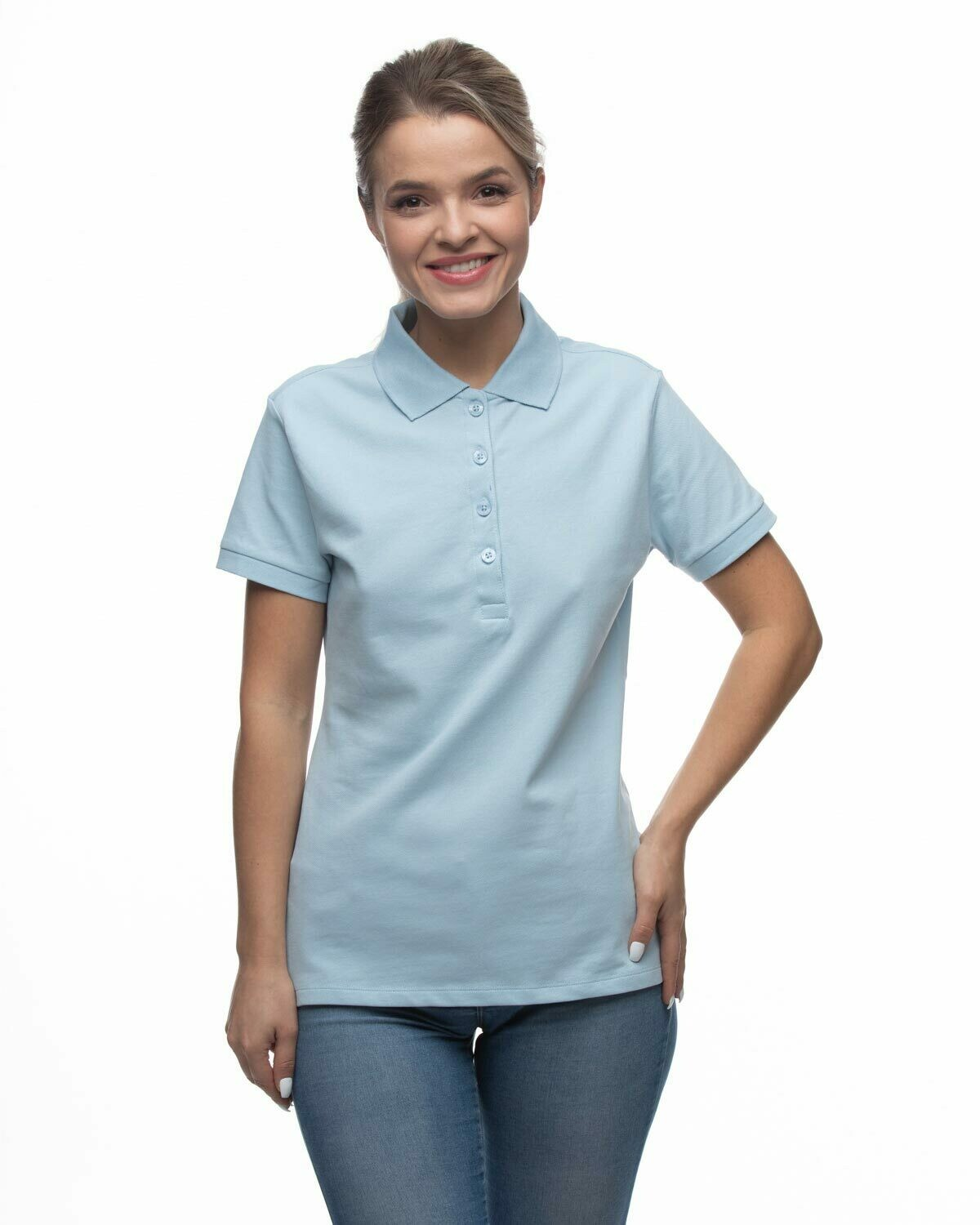 Switcher Premium Poloshirt BIO Stacy Damen