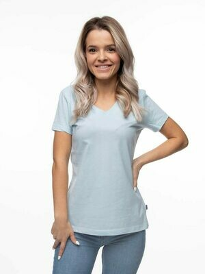 Whale by Switcher Event T-Shirt Damen V-Ausschnitt