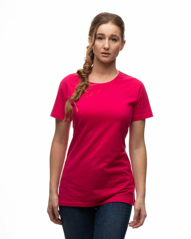 Switcher BIO rundhals T-Shirt Damen LADY GAIA