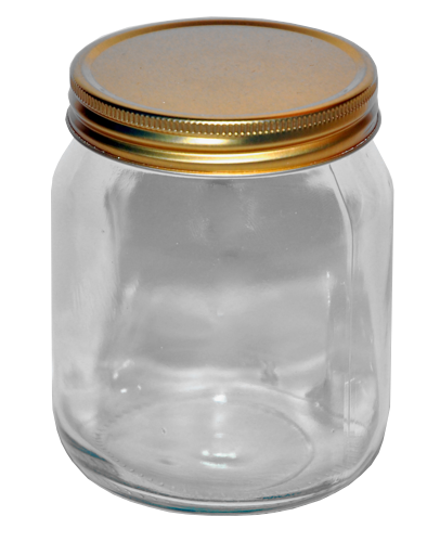 1lb Traditional Honey Jar