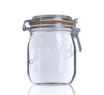 750ml Clip Top Le Parfait Jar