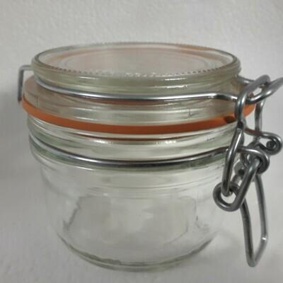 125ml Clip Top Le Parfait Jar
