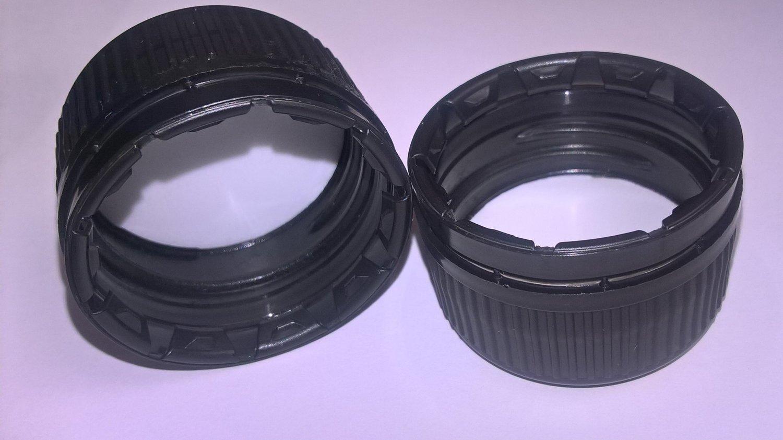 31.5mm Caps 100ml & 250ml Marasca & 250ml Dorica Bottle