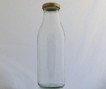 500ml Vintage Style Milk Bottle