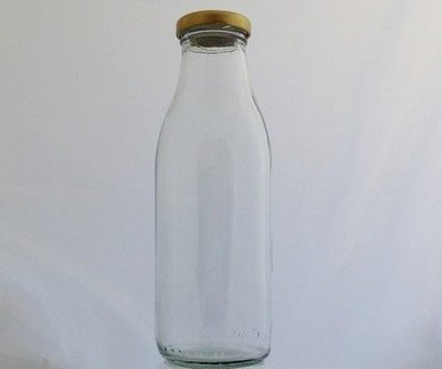 500ml Vintage Style Milk Bottle