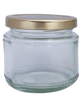200ml Round Squat  Jar