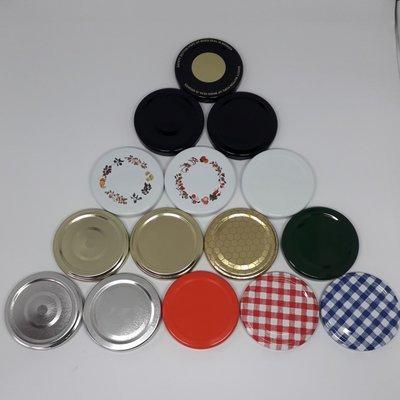 Sample Jam Jar Lids