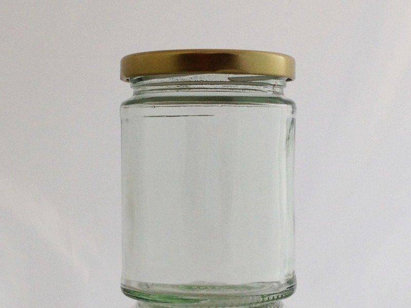 300ml 12oz Round Jar
