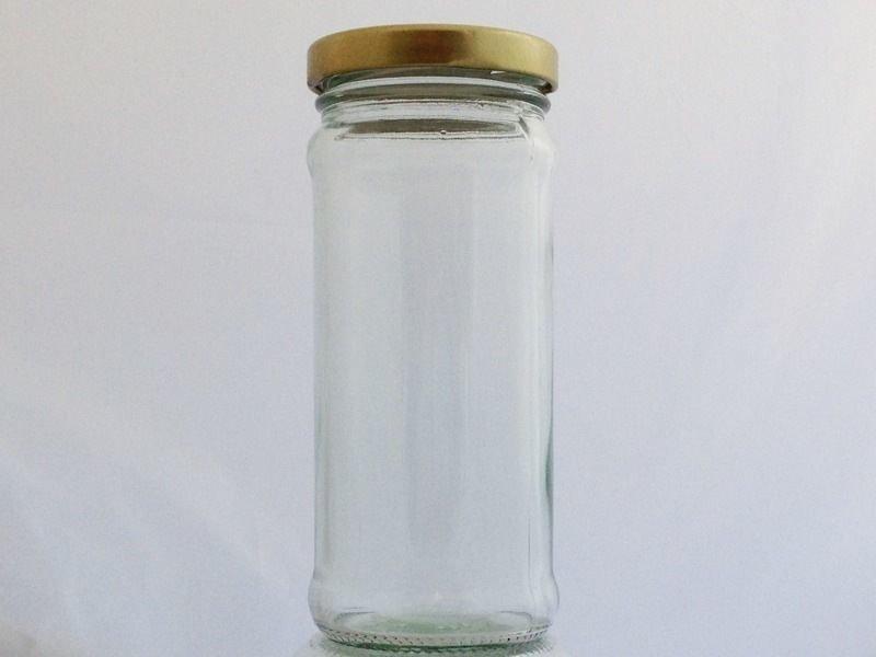 Bulk Buy 370ml Chutney Jar (Mayodele)
