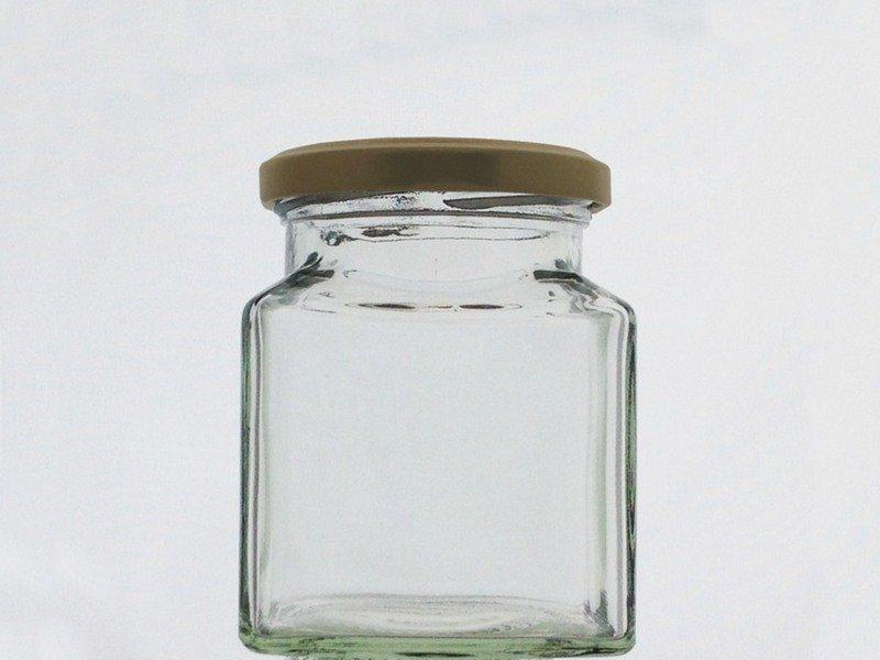 200ml 8oz Square Jar