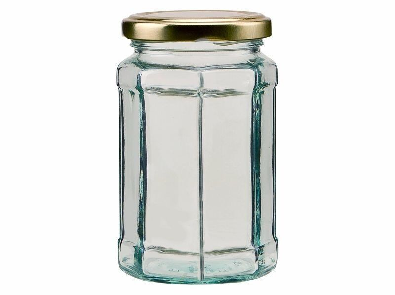 280ml 12oz Octagonal Jar